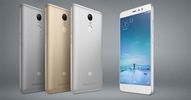 Xiaomi annuncia Redmi Note 3, cambia poco da Redmi Note 2