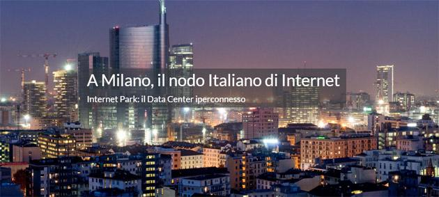 Internet Park, il primo Data Center Neutrale italiano