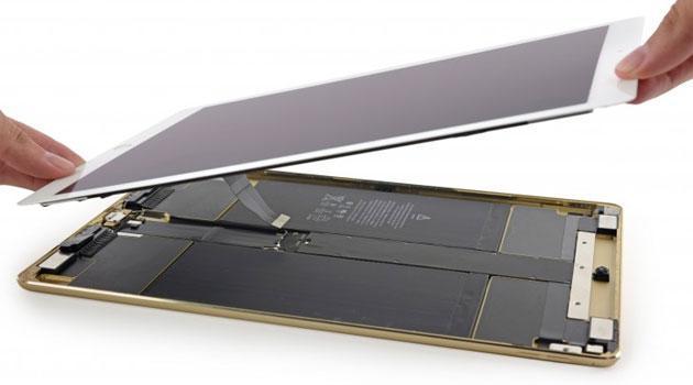 Apple iPad Pro smontato da iFixit
