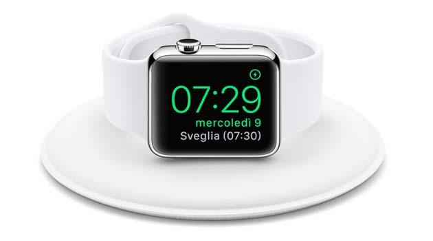 Apple Watch, dock ufficiale NightStand disponibile a 35 euro