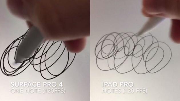 Apple iPad Pro v Microsoft Surface Pro 4, il Confronto