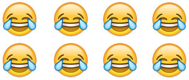 Una Emoji come Parola dell' anno 2015