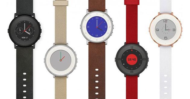 Pebble Time Round con display rotondo in vendita dal 8 Novembre a 299 euro