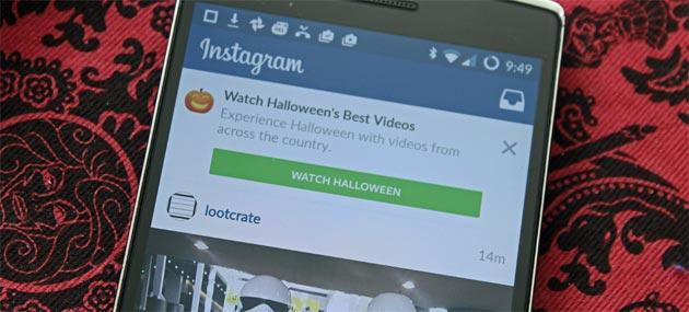 Instagram lancia Video Feed, i canali video tematici