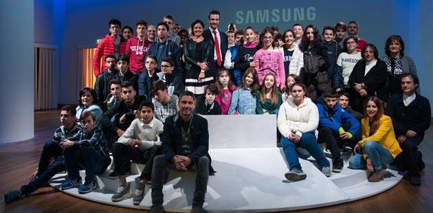 App4Kids, Samsung porta i ragazzi a scuola di App