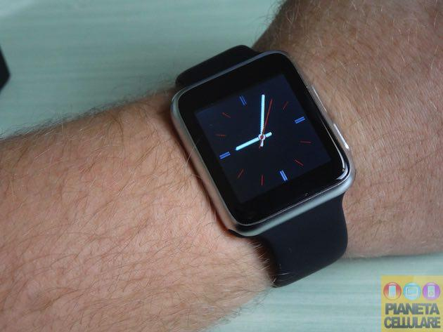 Recensione Ulefone uWear, Smartwatch clone di Apple Watch per Android ed IOS
