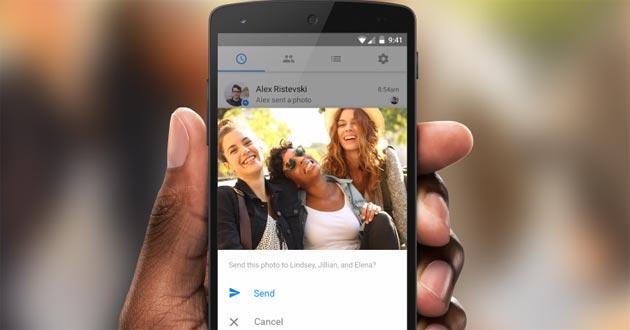 Facebook Messenger riconosce gli amici nelle foto con Photo Magic