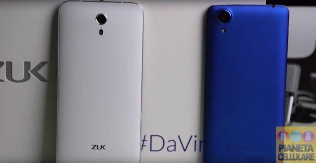 Lenovo Zuk Z1 vs Stonex One, confronto tra Smartphone Android