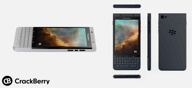 BlackBerry Hamburg e Rome con Android in arrivo