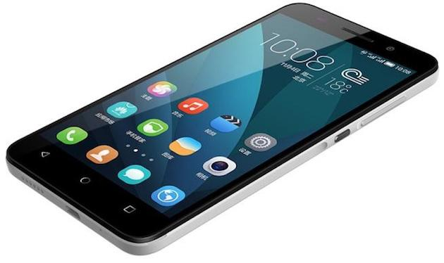 Huawei Honor 4X si aggiorna ad Android 5.1 Lollipop con EMUI 3.1