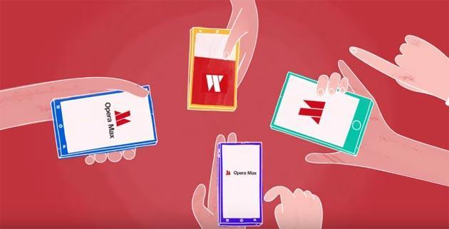 Opera Max riduce il consumo dati del telefono anche di YouTube e Netflix