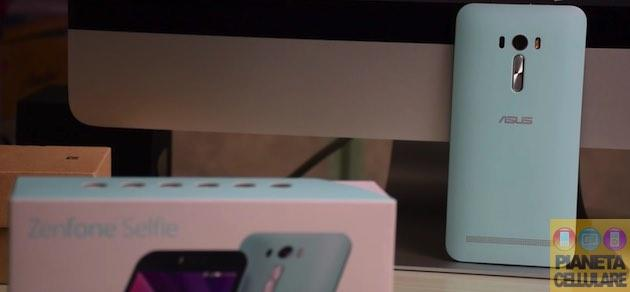 Recensione Asus Zenfone Selfie, Smartphone con cam frontale da 13 mpx e Flash Led