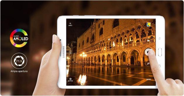 Samsung Galaxy Tab S2 8.0, arriva CM 12.1 basata su Android Lollipop