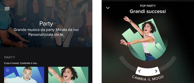 Spotify Party, il DJ digitale per le Feste come funziona