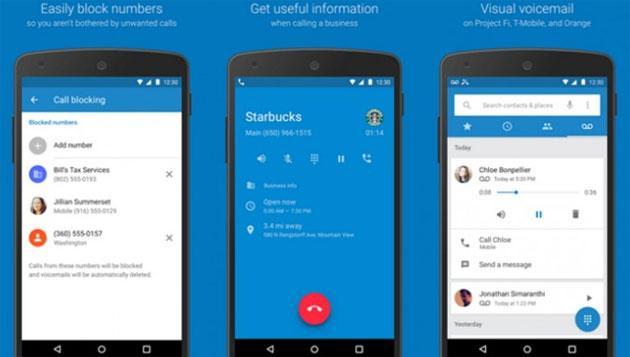 Telefono di Google protegge dalle chiamate spam