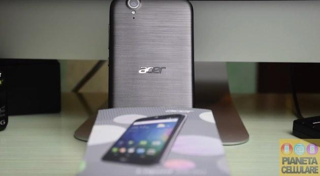 Recensione Acer Liquid Z630, Smartphone con autonomia incredibile