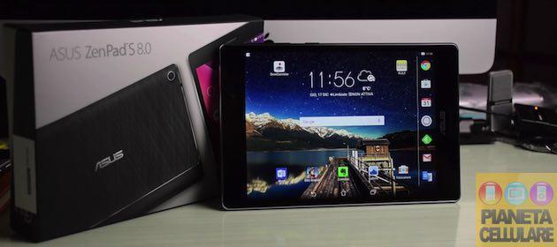 Recensione Asus Zenpad S, valida alternativa Android