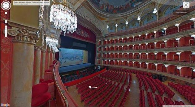 Google Cultural Institute introduce esperienze visive a 360 gradi
