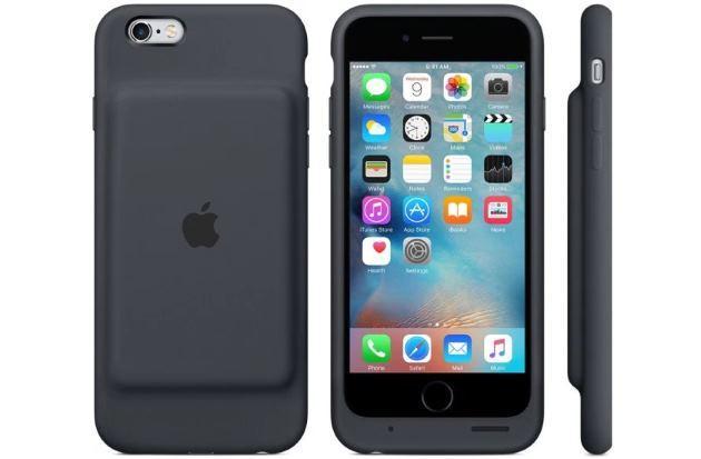 Apple, tutti contro il design della Smart Battery Case per iPhone 6S