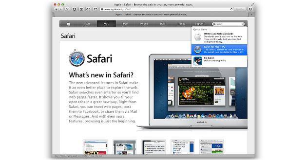 MAC, come Cancellare Cronologia, Cookies e Cache da Safari