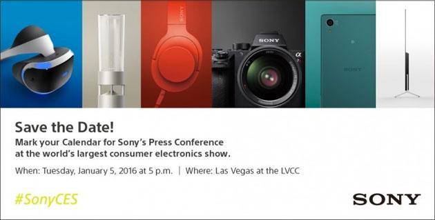 CES 2016, conferenze stampa Samsung e Sony