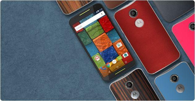Motorola, certificati Wi-Fi sette telefoni con chip MT6737