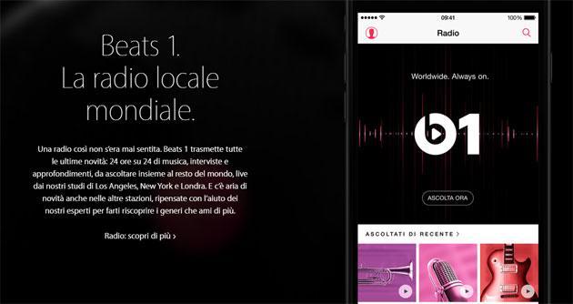 Apple Music, nuove stazioni Beats in arrivo
