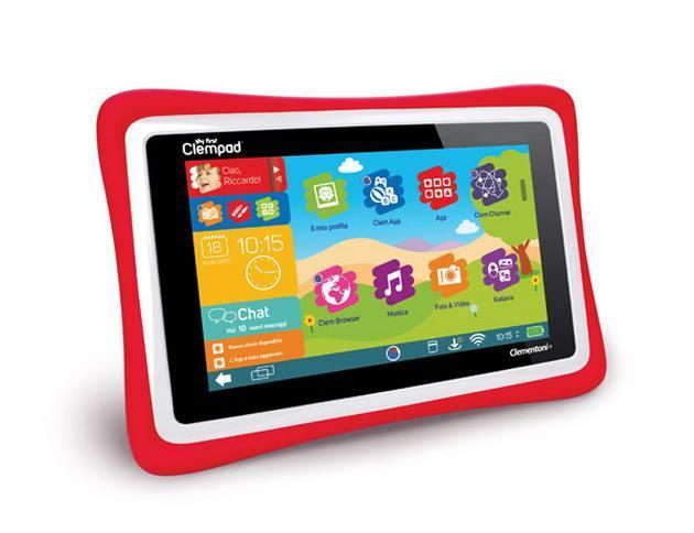 Clementoni Clempad: prezzi dei nuovi tablet per bambini