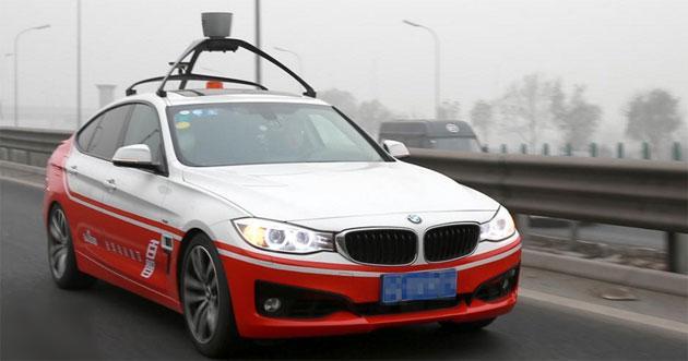 Baidu annuncia le sue Google Car: bus cinesi senza pilota