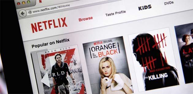 Netflix reinventa lo streaming: qualita' superiore a pari velocita'