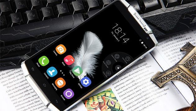 Oukitel K10000S, in arrivo secondo smartphone che dura fino a 15 giorni