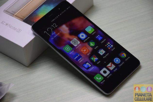 Xiaomi Redmi Note 3 in offerta, ottima alternativa Android