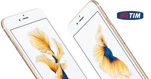 Clienti 3, se si torna in TIM iPhone 6S con piano voce e dati a 20 euro al mese