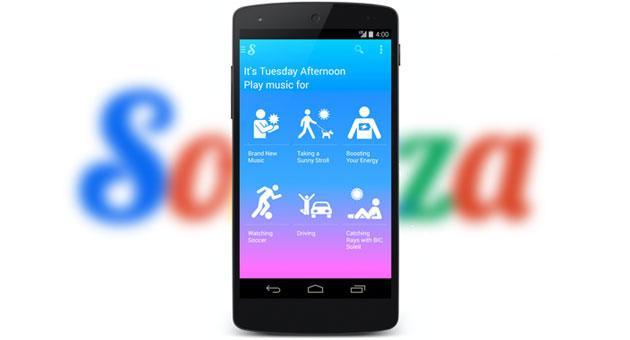 Google chiude Songza, ora parte di Play Musica