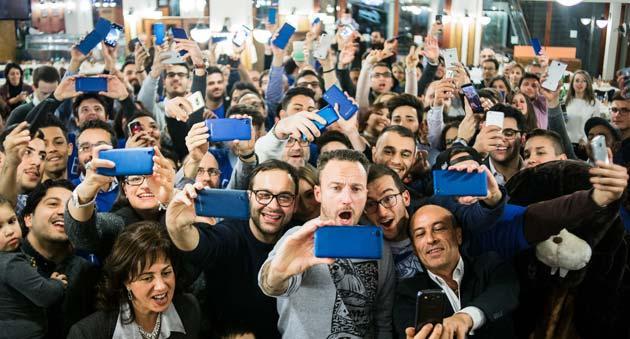 Stonex One, nel 2016 due nuovi smartphone e wereable