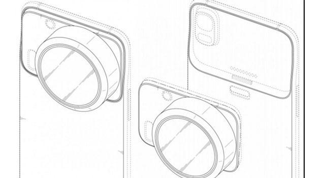 Samsung brevetta telefono con fotocamera intercambiabile