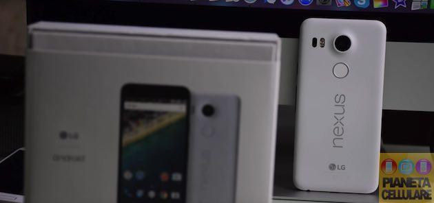 Recensione LG Nexus 5X, equilibrato telefono Google con Android 6.0