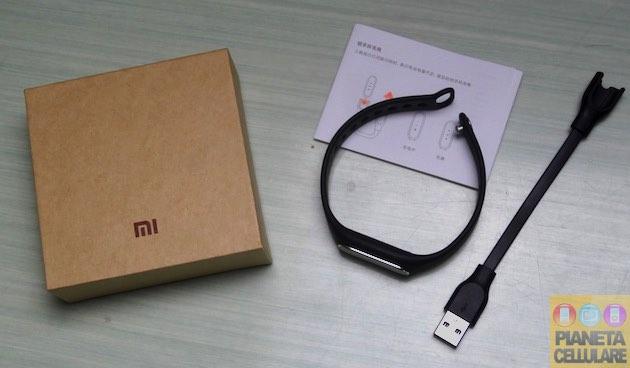 Recensione Xiaomi Mi Band 1S, Smartband economica con lettore del battito cardiaco