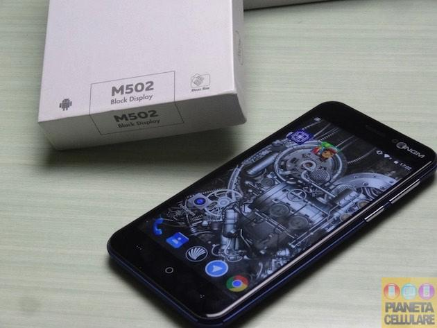 Recensione NGM You Color M502, Dual Sim Low Cost con Android Lollipop