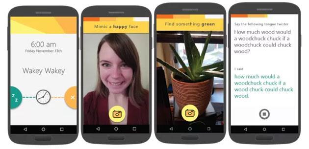 Mimicker Alarm, sveglia per Android che si spegne giocando