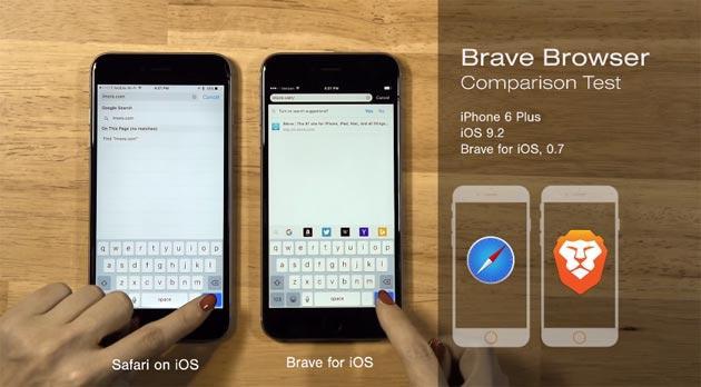 Brave, nuovo browser che promette velocita' e privacy