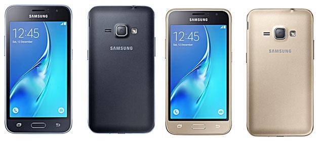 Samsung Galaxy J1 2016 ufficiale