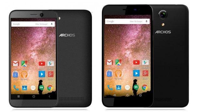 Archos lancia Power e Cobalt, due nuove serie di smartphone
