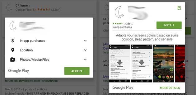 Android, le app si installano direttamente dal motore di ricerca Google