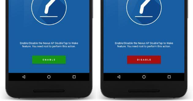 Google Nexus 6P, come abilitare la funzione Double Tap To Wake