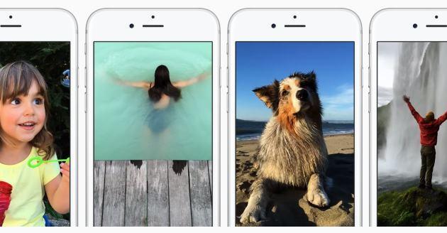 Come condividere Live Photos con utenti non iOS 9 - Guida