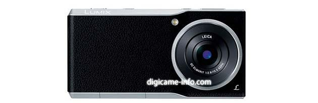Lumix DMC-CM10, foto in anteprima del nuovo cameraphone Panasonic