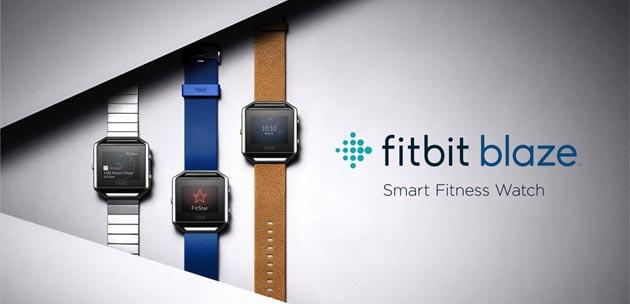 Fitbit Blaze, Smart Fitness Watch in vendita a 230 euro