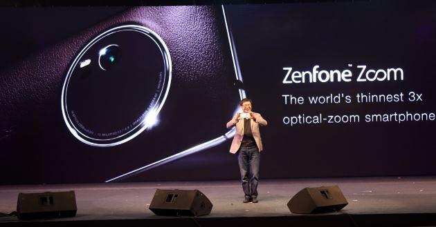 Asus Zenfone Zoom arriva in Italia a 549 euro