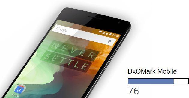 OnePlus 2, analisi DxO Mark: la Fotocamera si comporta Bene